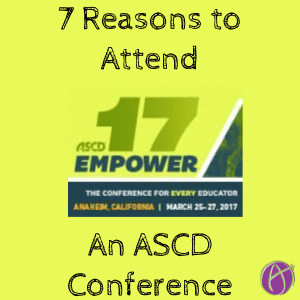 7 Reasons to Attend an ASCD Conference