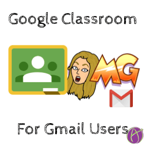 omg google classroom for gmail users