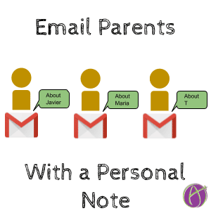 Add-on: Email Parents