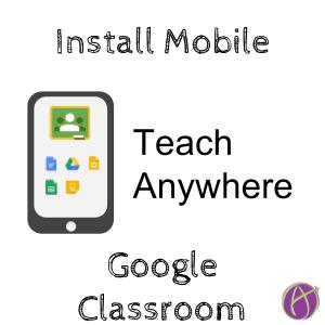 install google classroom app