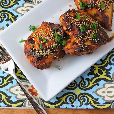 healthy baked sriracha chicken breast