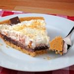 Easy Creamy S'more Pie