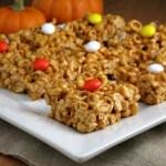 Pumpkin Pie Alpha-Bits Treats #alphabits