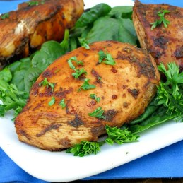 Grilled Honey Balsamic Chicken | alidaksitchen.com
