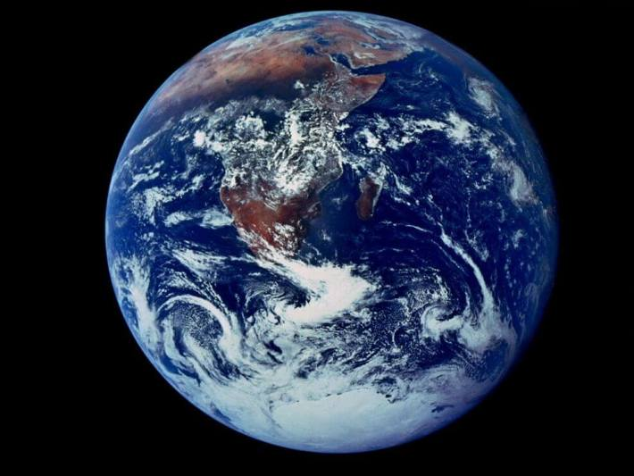 The Blue Marble Photo