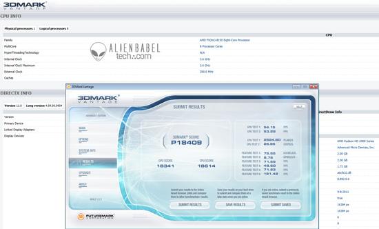 vantage6970 FX stock AMDs FX 8150 vs. Core i7 & Phenom II   Bulldozer Arrives!