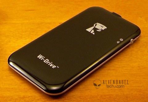 Wi Drive 3 Kingston Wi Drive: the Future of Wireless Storage?