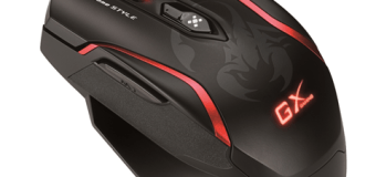 Genius Releases GX Gaming Maurus X FPS/RTS Gaming Mouse in North America