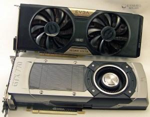 EVGA GTX 770 SC 4GB - Nvidia GTX 770