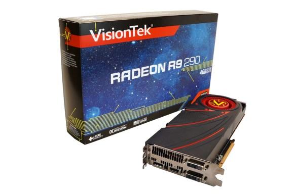 VisionTek Radeon R9 290