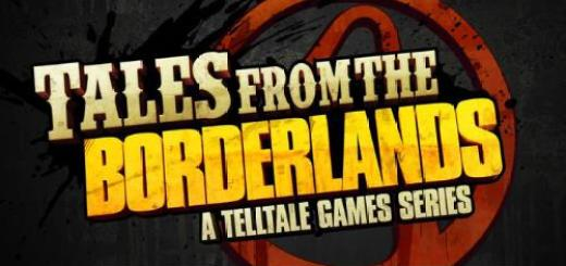 TELLTALE, INC. BORDERLANDS LOGO
