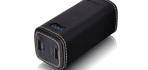 Leather Power Returns in the Shape of LUXA2's New PL3 10,400mAh Leather Power Pack