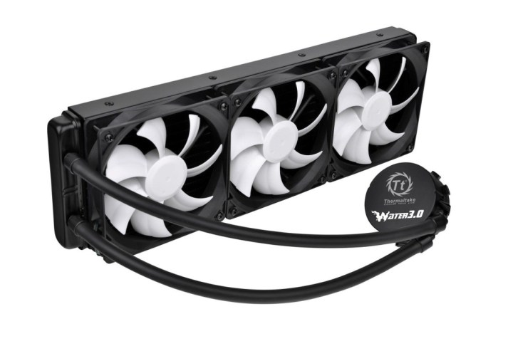 Thermaltake Water 3.0 Ultimate All-In-One Liquid Cooling System to Exceed Your Expectations