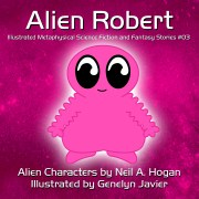 Alien Robert - Cover Page