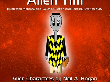 Alien Tim - Cover Page