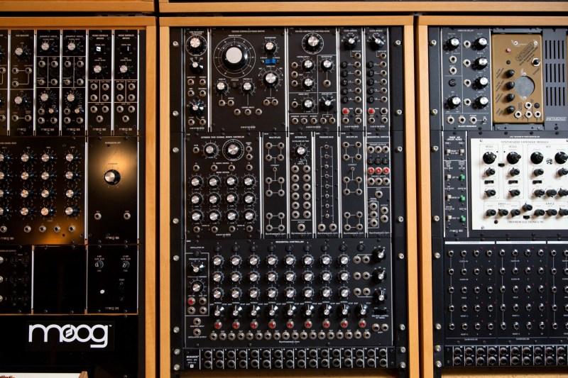 Big Modular Synth 025