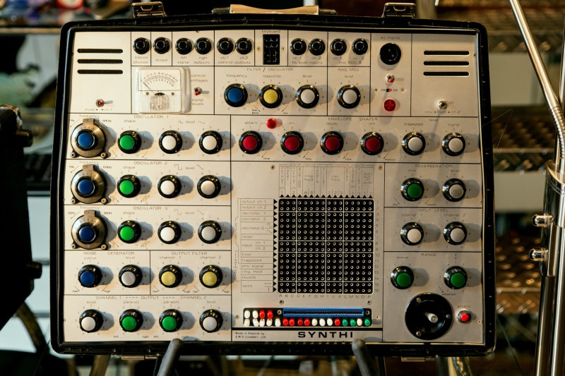 Big Modular Synth 035