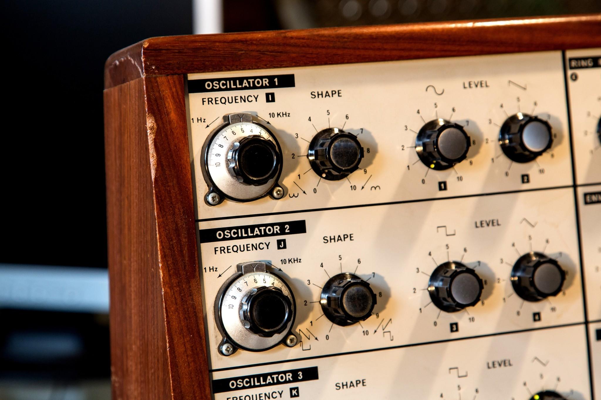 Big Modular Synth 042