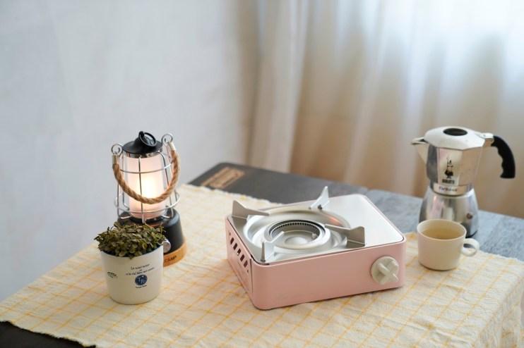 【家電】韓國製造❤ 方便又美的Kovea Xon迷你卡式爐