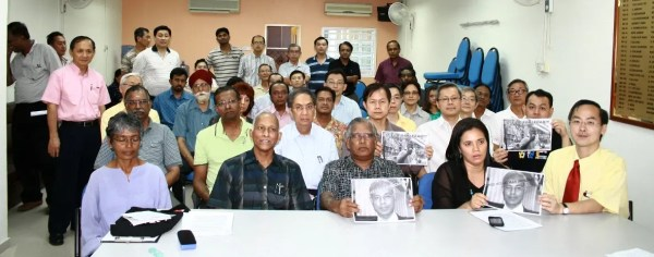 Doctors and medical consultants in Ipoh taking  a stand
