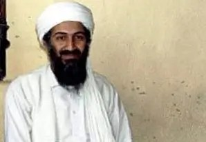 Osama bin Laden - Photograph: Wikipedia