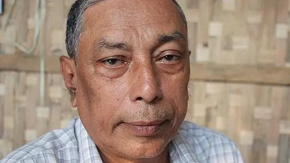 Kyaw Hla Aung - Photograph: Nils Horner/Sveriges Radio