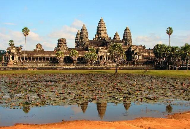Angkor Wat - Photograph: Wikipedia