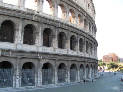 Colosseum, more formally