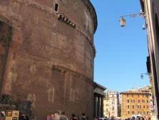 Pantheon - side