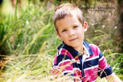 Children's Portrait Photographer Nottinghamshire