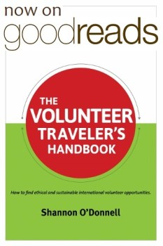 Volunteer Handbook on Goodreads