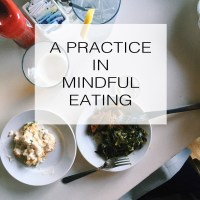 Fit Fridays: A Practice in Mindful Eating