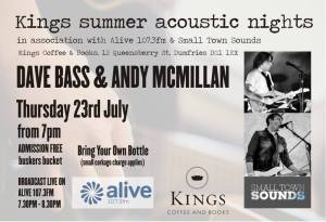 Kings Acoustics - 23rd July