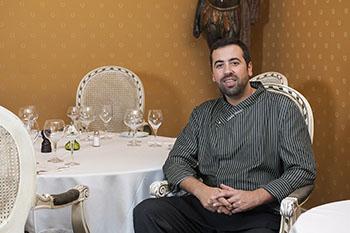 Chef Cláudio Pontes