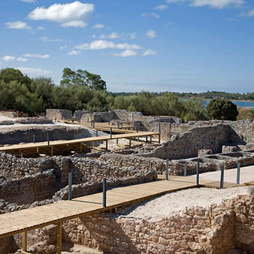 Ruínas Romanas de Tróia 365