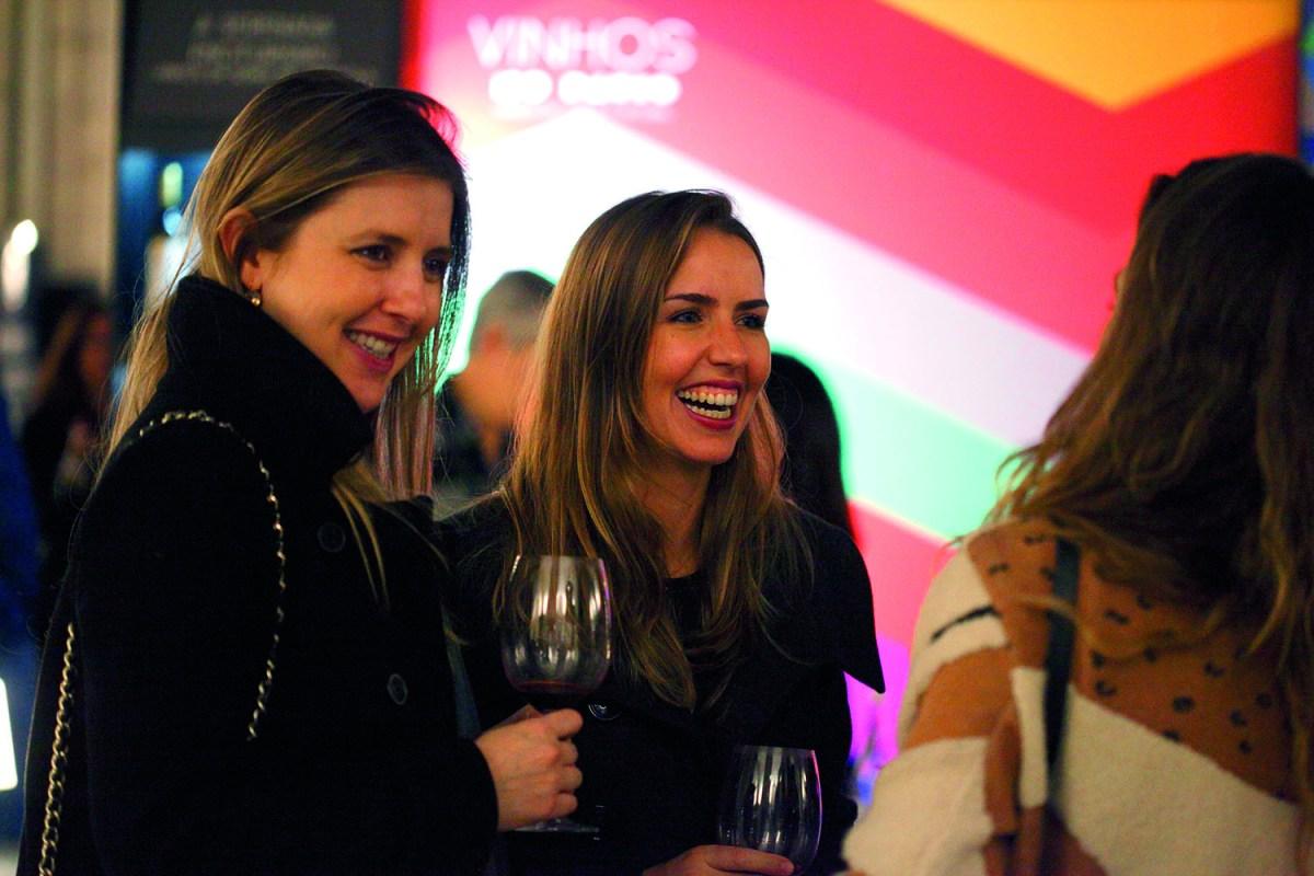 Montra de vinhos das Regiões Demarcadas de Lisboa e da Península de Setúbal