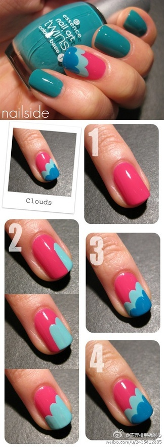 10 Step by Step nail art designs for Beginners – Alizeh's closet