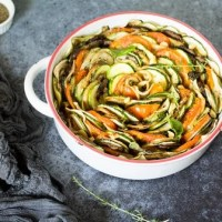 Tian Provençal - vegetable bake