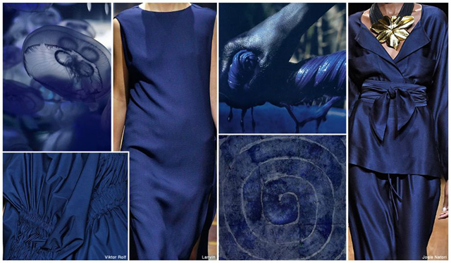 Indigo Fashion Trends