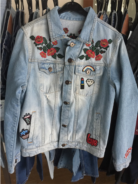 Indigo Istanbul's Original Collecstiond Denim Jackets