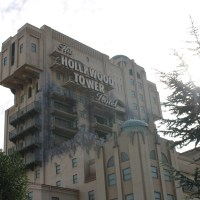 The Hollywood Tower Hotel- Disneyland Paris