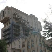 The Hollywood Tower Hotel- Disneyland Paris