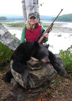Trophy Bear Hunts in Maine