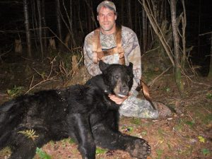 Guided Bear Hunt Trophy