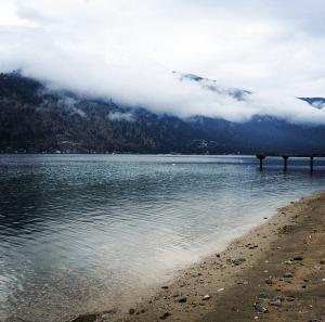 Lake Chelan Ice Bath