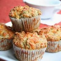 Cheddar Jalapeno Muffins (Low Carb and Gluten-Free)