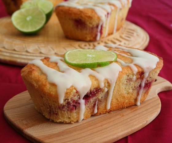 Low Carb Cranberry Bread