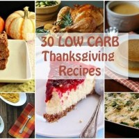 30 Delicious Low Carb Thanksgiving Recipes