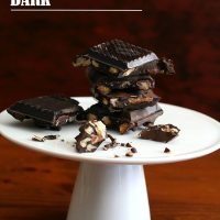 Candied Pecan and Bacon Bark - Low Carb and Gluten-Free