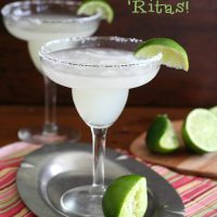 Low Carb Margaritas for Cinco De Mayo